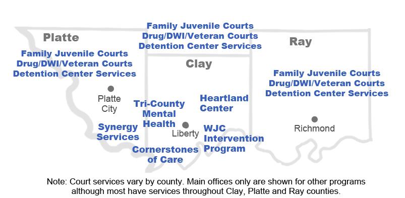 Clay, Platte, Ray Mental Health Board of Trustees